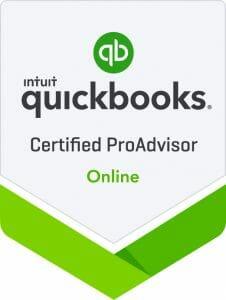Intuit Quickbooks Certified ProAdvisor Online Badge